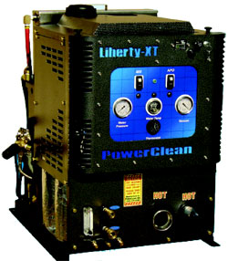 Powerclean Industries Truck Mount Carpet Cleaning Machines